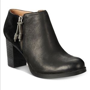 Sperry's Dasher Lille Ankle Booties